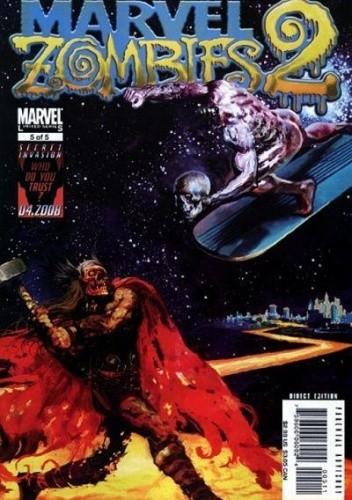 Okładka książki Marvel Zombies 2 #5