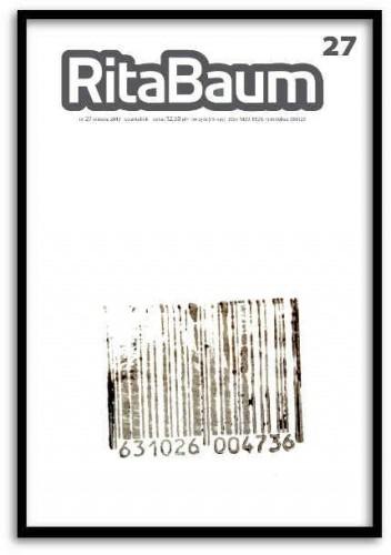 Okładka książki Rita Baum, nr 27, 2013