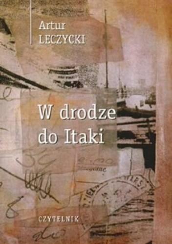 Okładka książki W drodze do Itaki