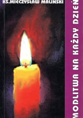 Okładka książki Modlitwa na każdy dzień