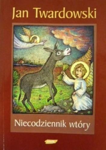 Okładka książki Niecodziennik wtóry
