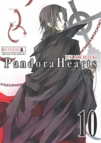 Okładka książki Pandora Hearts: tom 10