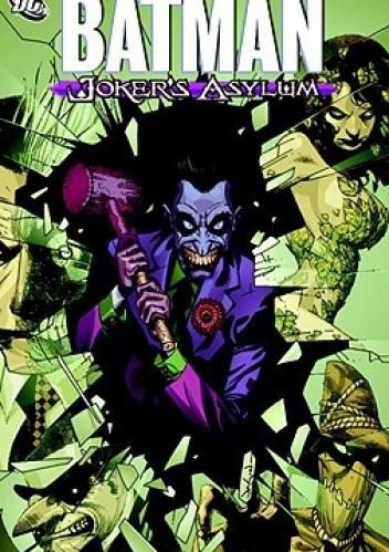 Okładka książki Batman: Joker's Asylum