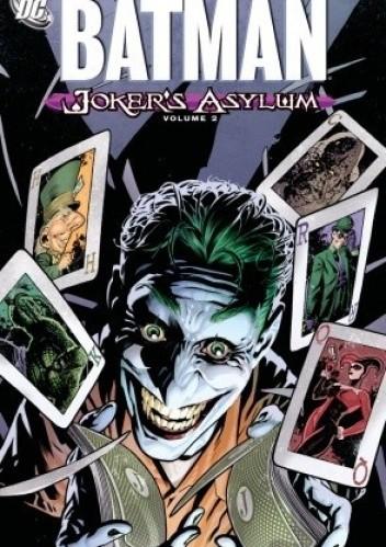 Okładka książki Batman: Joker's Asylum Vol. 2