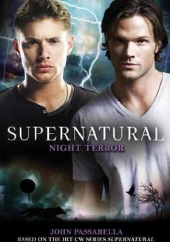 Okładka książki Supernatural: Night Terror