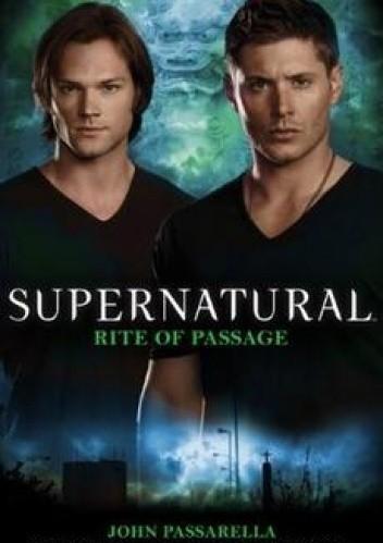 Okładka książki Supernatural: Rite of Passage