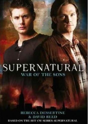 Okładka książki Supernatural: War of the Sons