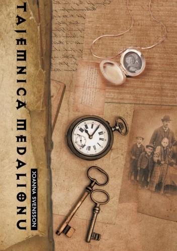 Okładka książki Tajemnica medalionu