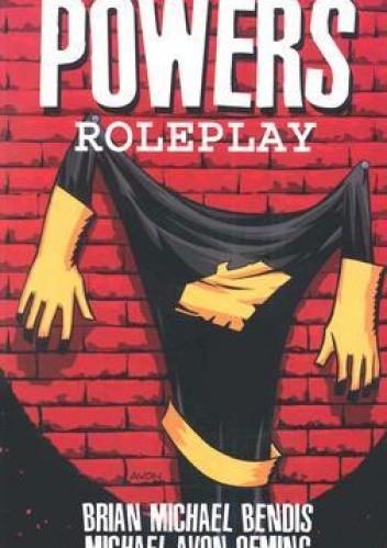Okładka książki Powers vol 2 - Roleplay