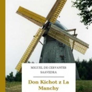 Okładka książki Don Kichot z La Manchy