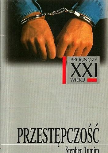 Okładka książki Przestępczość