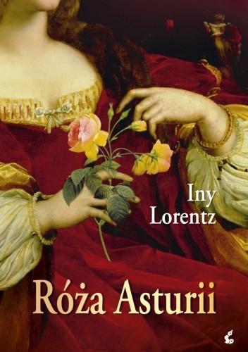 Okładka książki Róża Asturii