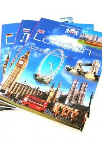 Okładka książki London Guide Book
