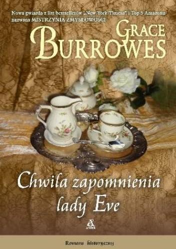 Okładka książki Chwila zapomnienia lady Eve