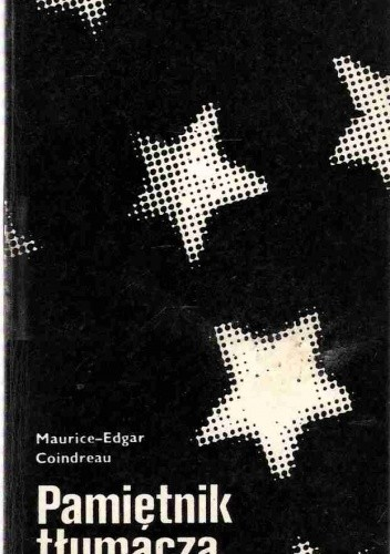 Okładka książki Pamiętnik tłumacza