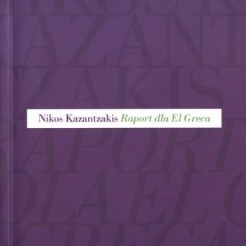 Okładka książki Raport dla El Greca