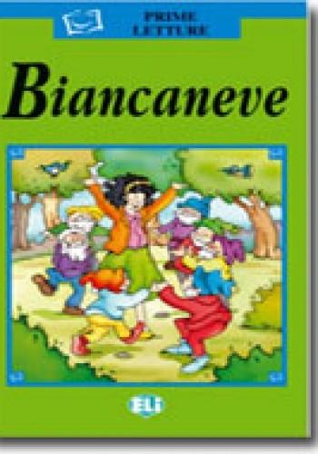 Okładka książki Biancaneve