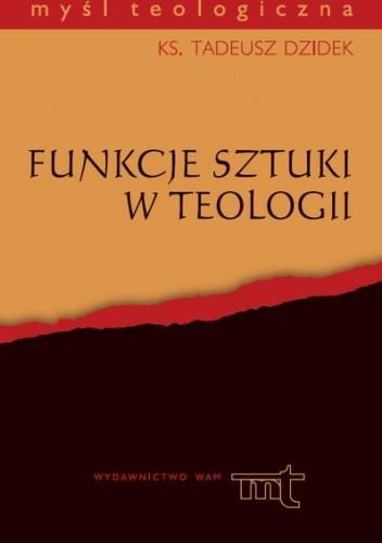 Okładka książki Funkcje sztuki w teologii