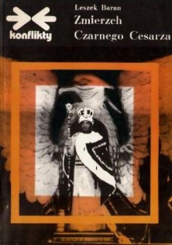 Okładka książki Zmierzch Czarnego Cesarza