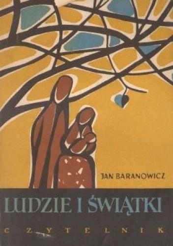 Okładka książki Ludzie i świątki