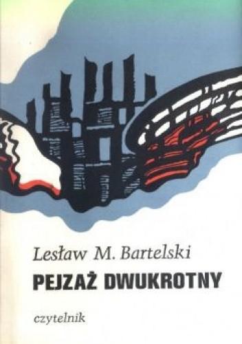 Okładka książki Pejzaż dwukrotny