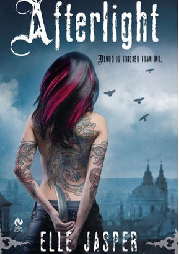 Okładka książki Afterlight