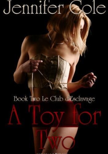 Okładka książki A Toy For Two