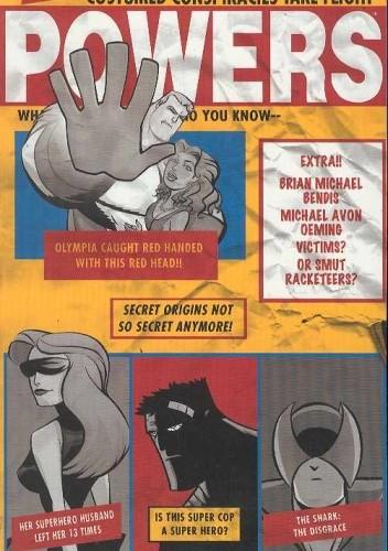 Okładka książki Powers vol 3 - Little deaths