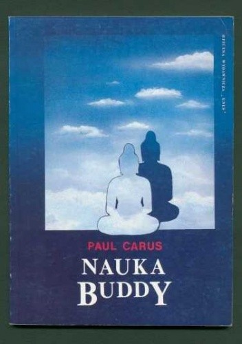 Okładka książki Nauka Buddy