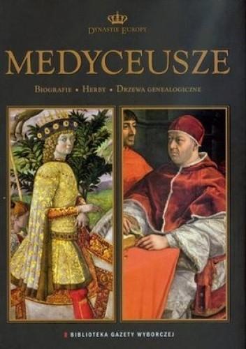 Okładka książki Medyceusze
