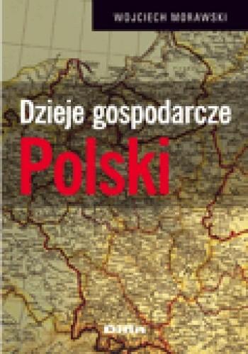 Okładka książki Dzieje gospodarcze Polski