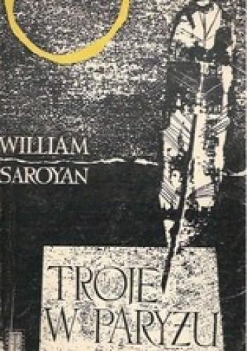 Okładka książki Troje w Paryżu