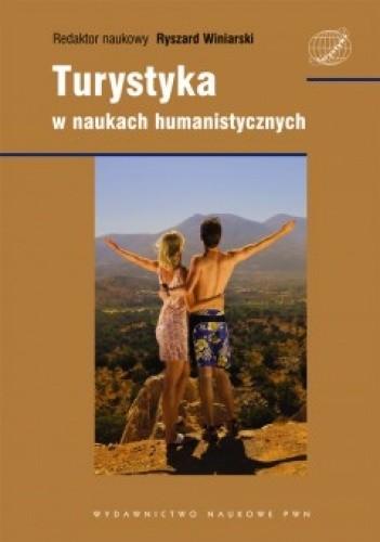 Okładka książki Turystyka w naukach humanistycznych