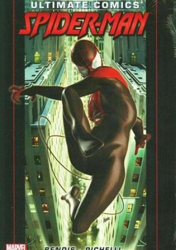 Okładka książki Ultimate Comics: Spider-Man Volume 1