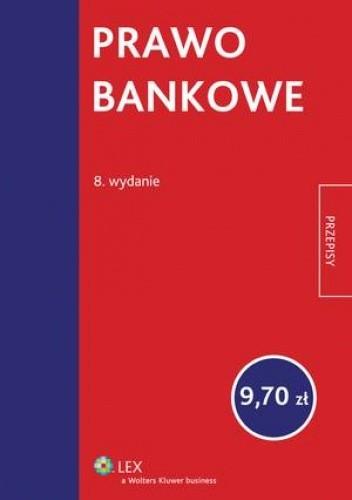Okładka książki Prawo bankowe