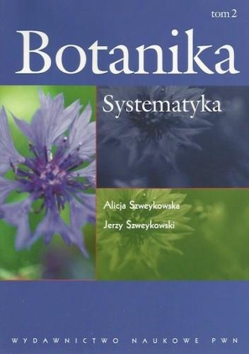 Okładka książki Botanika t. II Systematyka