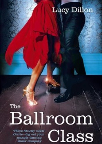 Okładka książki The Ballroom Class