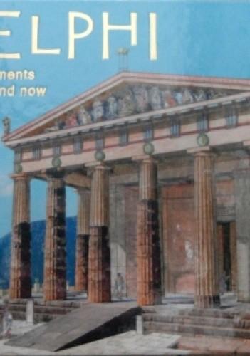 Okładka książki Delphi: The Monuments Then and Now