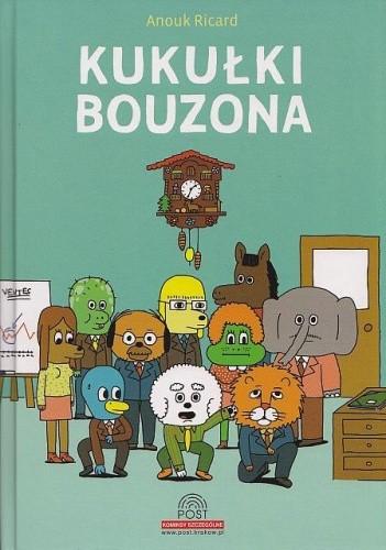 Okładka książki Kukułki Bouzona