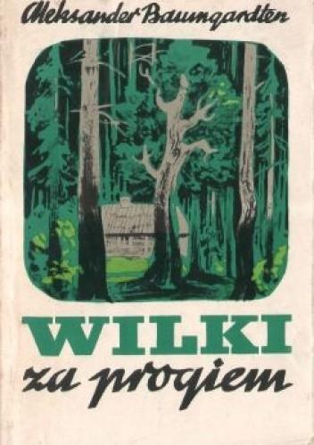 Okładka książki Wilki za progiem