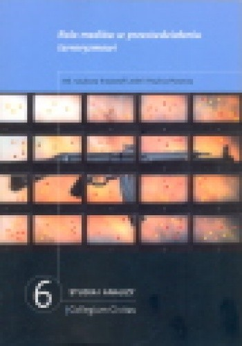 Okładka książki Rola mediów w przeciwdziałaniu terroryzmowi