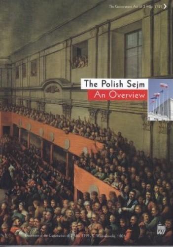 Okładka książki The Polish Sejm An Overview