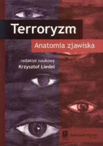 Okładka książki Terroryzm anatomia zjawiska