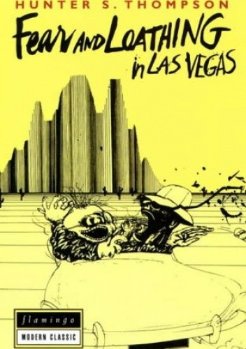 Okładka książki Fear and Loathing in Las Vegas