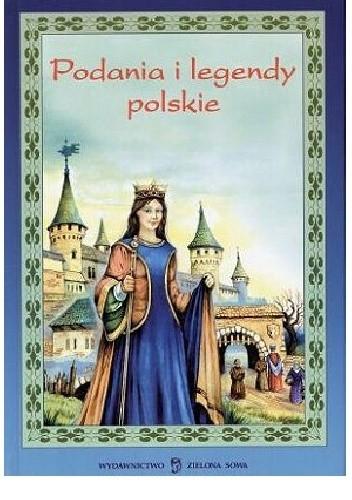 Okładka książki Podania i legendy polskie