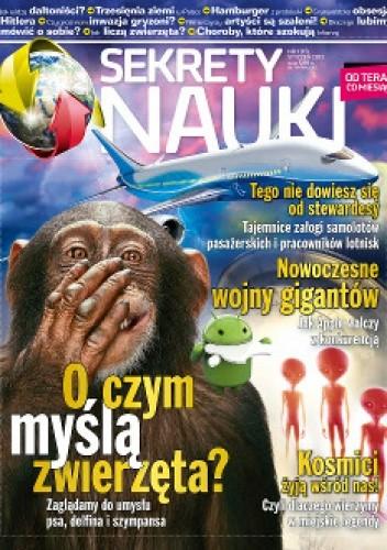 Okładka książki Sekrety Nauki (1/2013)