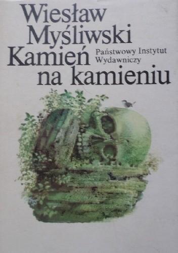 Okładka książki Kamień na kamieniu