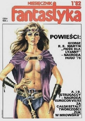 Okładka książki Miesięcznik Fantastyka, nr 1 (1/1982)