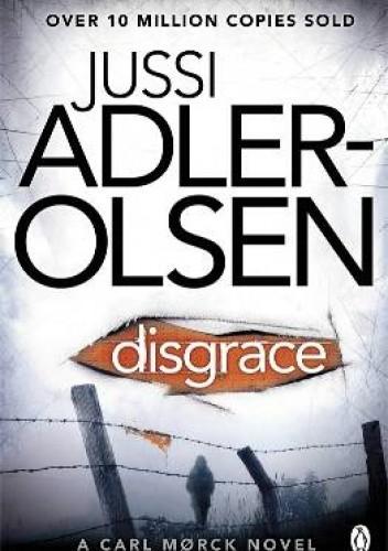Okładka książki Disgrace