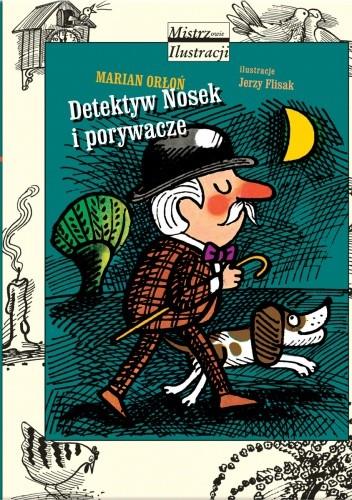 Okładka książki Detektyw Nosek i porywacze